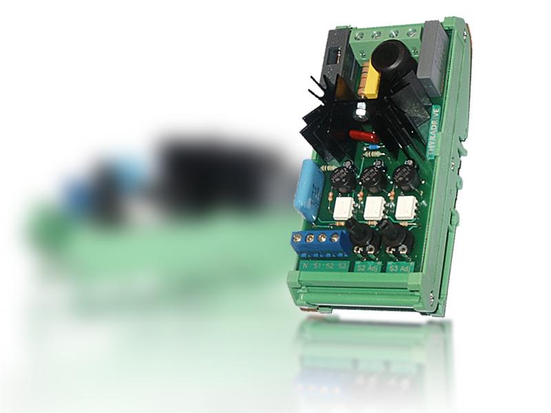 Симисторный регулятор оборотов с высокой точностью установит выбранную Вами скорость.